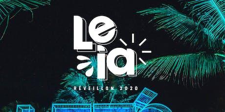 Réveillon da Leia 2020 ingressos