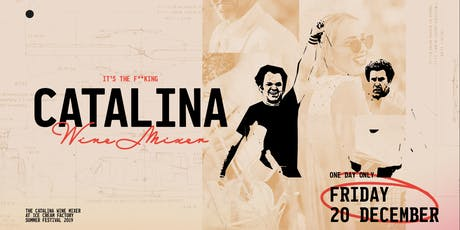 The Catalina Wine Mixer by Bar Pop tickets