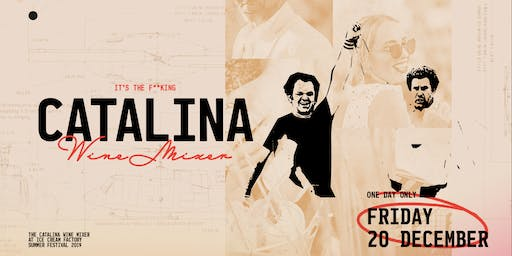 The Catalina Wine Mixer by Bar Pop