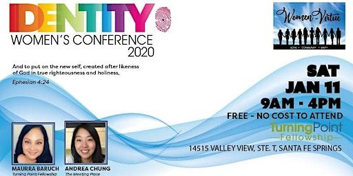 IDENTITY Women's Conference 2020 | Women of Virtue