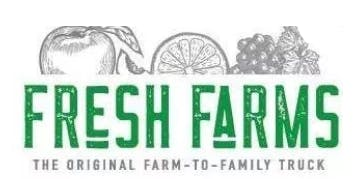 Fresh Fruit & Meat Truck Delivery