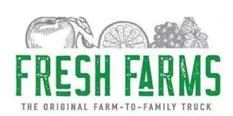 Fresh Fruit & Meat Truck Delivery tickets