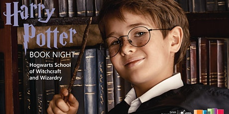 Harry Potter Book Night: Triwizard Tournament  - Gympie Library tickets