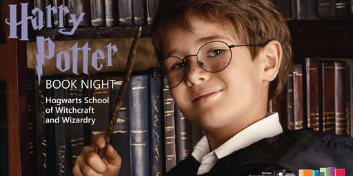 Harry Potter Book Night: Triwizard Tournament  - Gympie Library