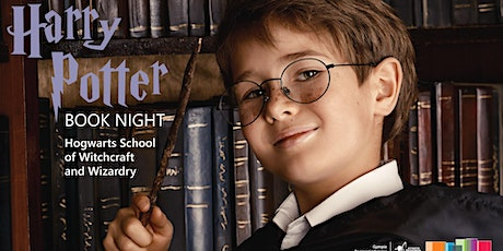 Harry Potter Book Night: Triwizard Tournament  - Tin Can Bay Library tickets
