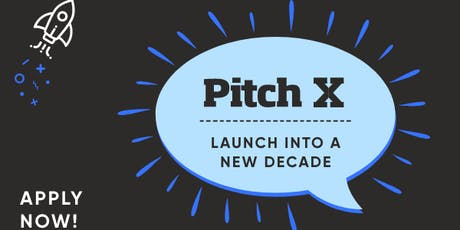 Pitch X - Launch into a new decade tickets