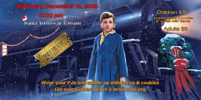 Polar Express Movie Event