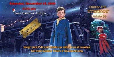 Polar Express Movie Event