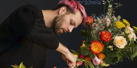 Sustainable Holiday Centerpiece Workshop with The Boy Who Cried Flowers tickets
