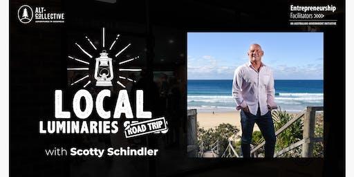 Local Luminaries Road Trip - Entrepreneur Scotty Schindler