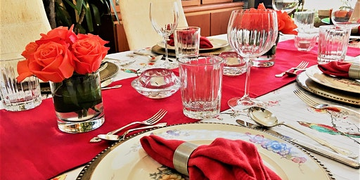 Cook a Holiday Rib Roast Feast! Cooking Class Party