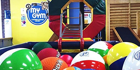 FREE BCB Playdate with My Gym (Aurora, IL) tickets