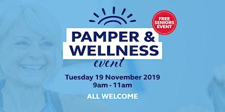 Azure Blue Redcliffe- Free Seniors Pamper & Wellness Morning tickets