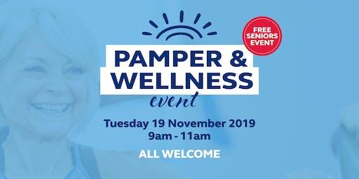 Azure Blue Redcliffe- Free Seniors Pamper & Wellness Morning