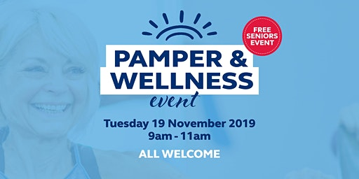 Azure Blue Redcliffe- Free Seniors Pamper & Wellness Morning