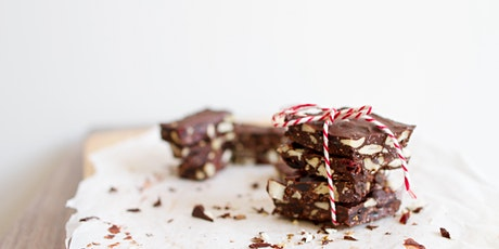 Christmas Raw Treat Masterclass tickets