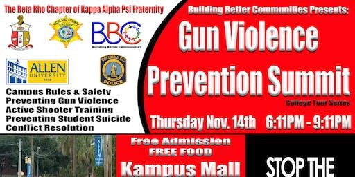 Gun Violence Prevention Summit