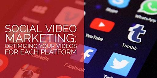 Social Media Marketing & Video Marketing AI (Seminar + Workshop)