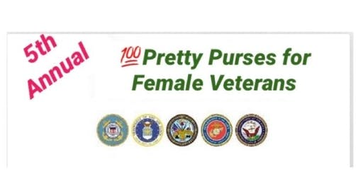 100 Pretty Purses for Female Veterans