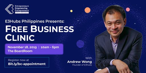 Free Business Clinic