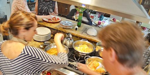 Under Pressure! Gadgets n Gizmos cooking class series