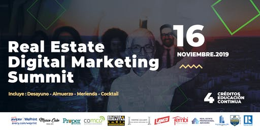 Real Estate Digital Marketing Summit