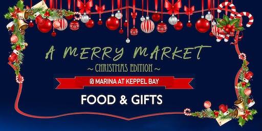 A Merry Christmas Market