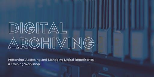 Digital Archiving Workshop
