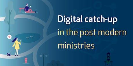 Advising Digital Mindset on Leadership tickets