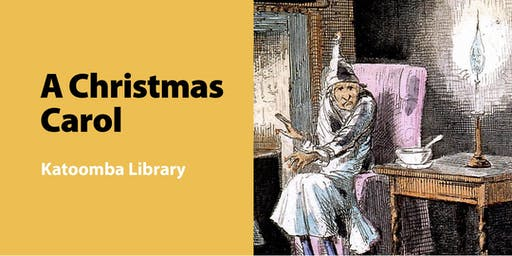 A Christmas Carol: A Public Reading by Geoff Usher