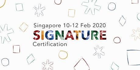 Birkman Signature Certification, Singapore, 10-12 February 2020 tickets