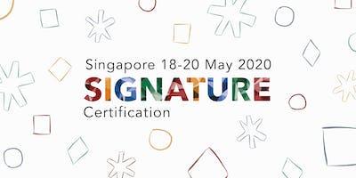 Birkman Signature Certification, Singapore, 18-20 May 2020