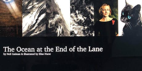 Book Launch: 'The Ocean at the End of the Lane' tickets