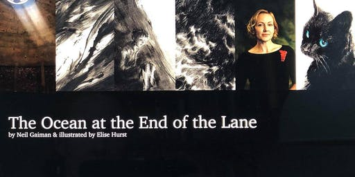 Book Launch: 'The Ocean at the End of the Lane'