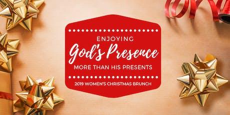 2019 Women's Christmas Brunch tickets