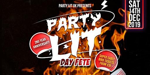PARTY LIT DAY FETE