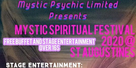 Mystic Spiritual Festival tickets