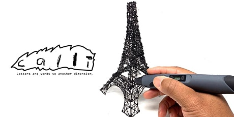 3D Design Session (Sip and Paint 2.0) contact to get 20% off tickets tickets