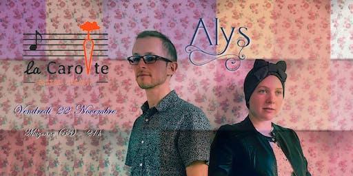 ALYS EN LIVE