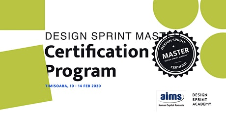 Design Sprint Master Certification Program - Timisoara tickets