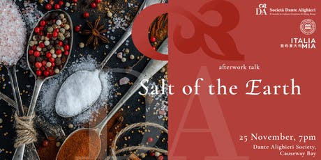 Salt of the Earth tickets