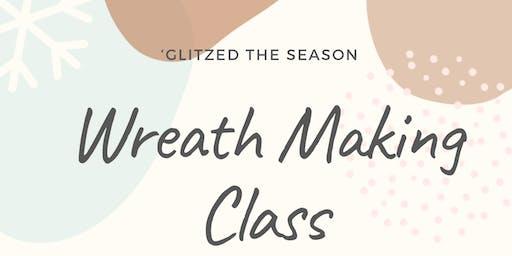 Glitzed  Wreath Class