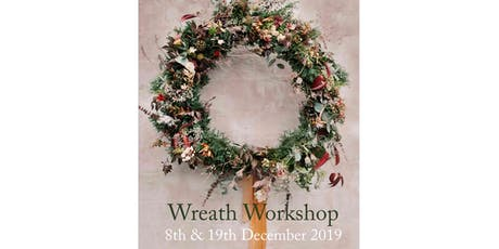 Wreath Workshop tickets
