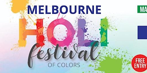 MELBOURNE HOLI FESTIVAL 2020