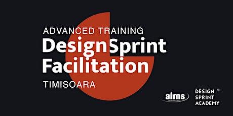 Advance Design Sprint Facilitation - Timisoara tickets