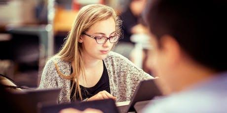 De digitale leer- en werkomgeving in de praktijk   VO-seminar/workshop tickets