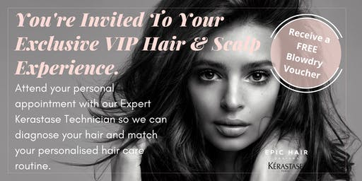 Epic Hair Designs VIP Experience, Eatons Hill
