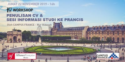Workshop & Sesi Informasi oleh Campus France