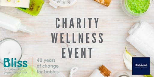 Charity Wellness Event at Dobsons Showroom