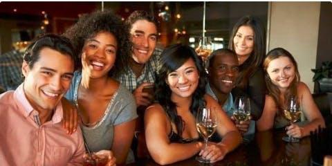 Make new friends - like-minded ladies & gents! (21-39) (FREE Drink) HK